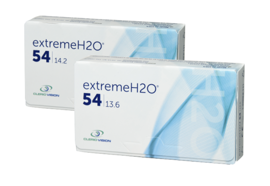 Extreme H2O 54 packaging